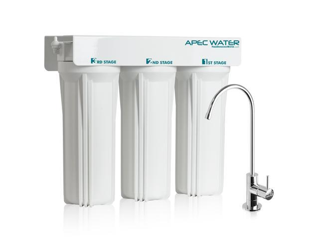 Apec Wfs 1000 Super Capacity Premium Quality 3 Stage Under