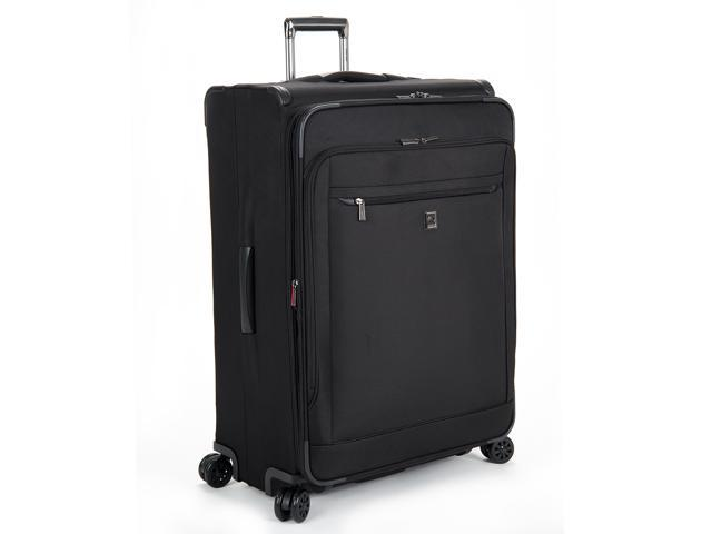 Delsey Helium X'Pert Lite 2.0 Luggage 30 inches Exp. Spinner Suiter Trolley - Black Color