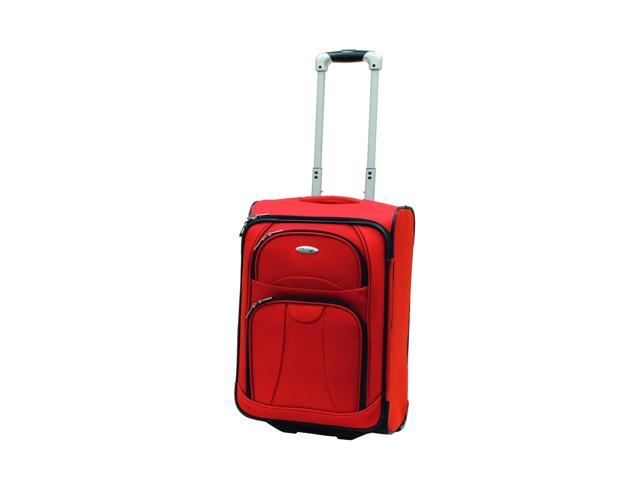 WestJet Navigator Luggage 20 iches Cabin Trolley - Orange Color