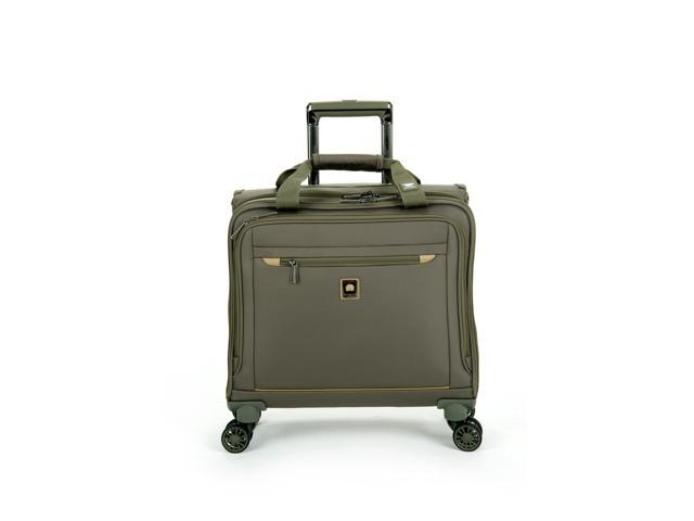 delsey helium x 39 pert lite 2 0 4 wheel luggage 17 trolley tote green color. Black Bedroom Furniture Sets. Home Design Ideas