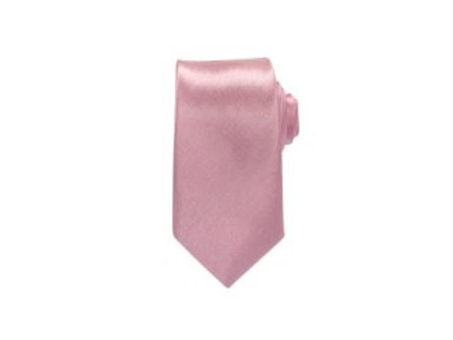 2 X Casual Stylish Slim Necktie (Skinny Tie) - Pink