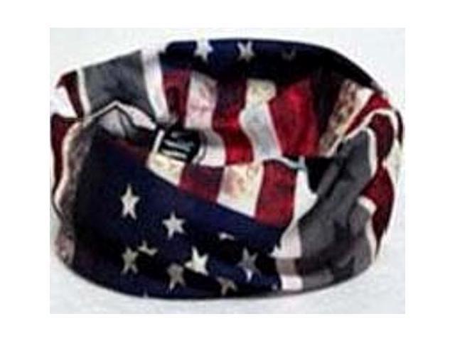 Funky Multifunctional Seamless Headwear / Scarf - American Spirit
