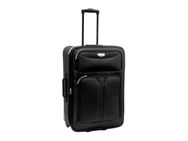 Bon Voyage Luggage Excursion Collection Exp. 28 inch Vertical Pullman - Black Color