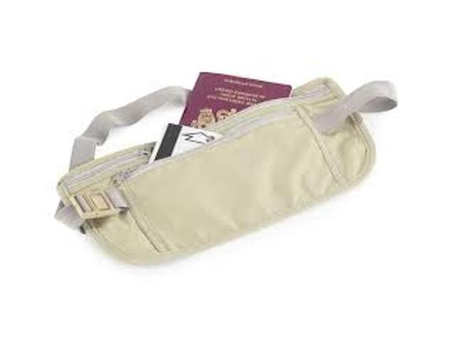 Security Travelling Pouch