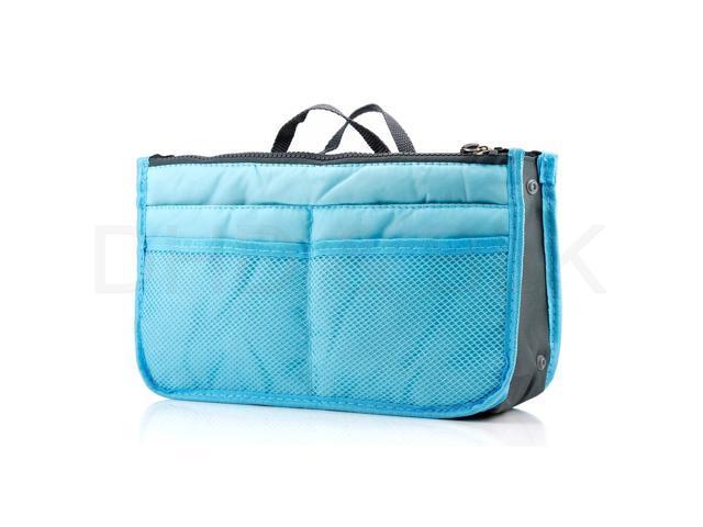 Bag in Bag Organizer - Blue Color