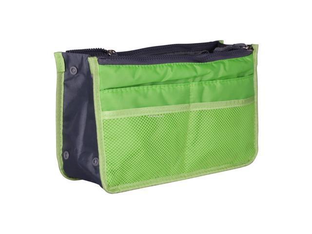 Bag in Bag Organizer - Green Color