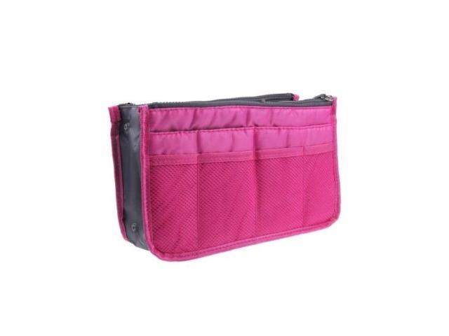 Bag in Bag Organizer - Hot Pink Color