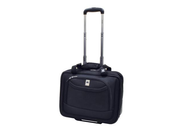 Delsey Ultimate Lightweight Luggage 17 inches Trolley Tote