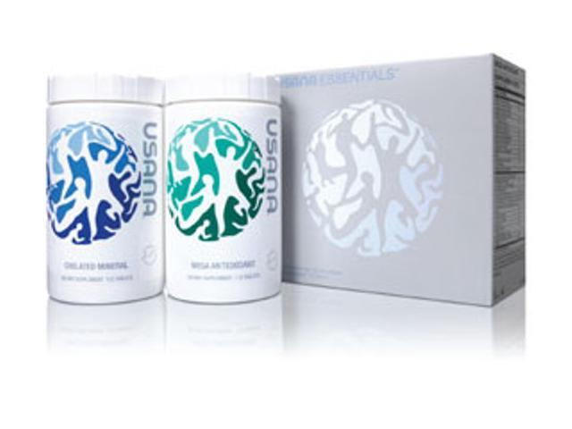 USANA Essentials of Health Pack (the Essentials, Body Rox, and Usanimals