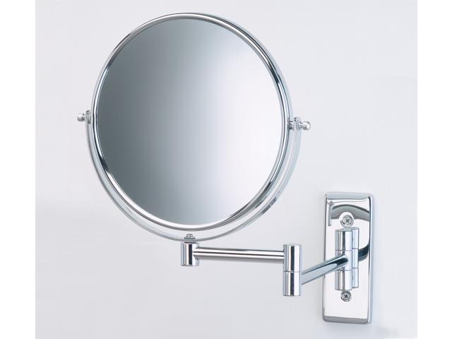 5X Magnification Wall Mount Mirror
