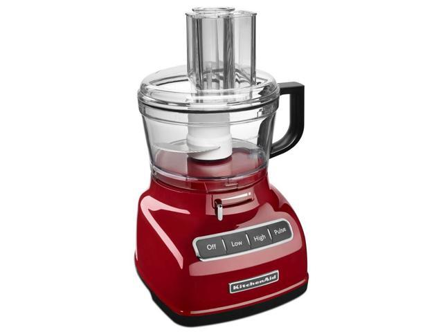 kitchenaid 9-cup food processor, kfp0933 - newegg