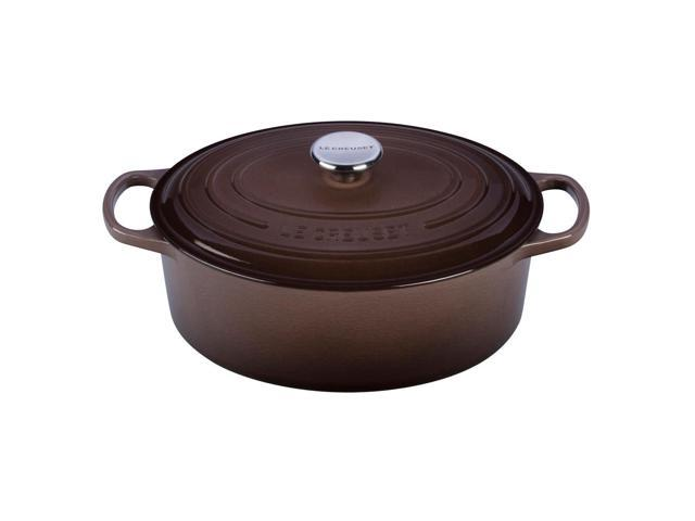 Le Creuset Signature Collection Oval French Oven, 5 quart