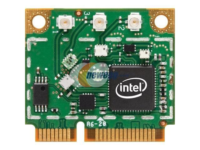 Centrino Ultimate-N 6300 wireless card A/B/G/N
