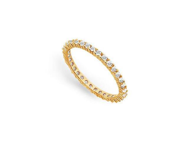 0.50 ct. t.w. Diamond Eternity Band in 14K Yellow Gold