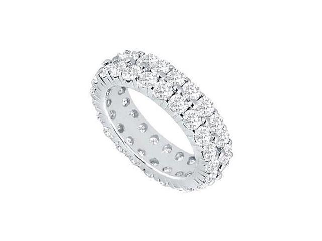 Platinum Diamond Eternity Band  3.00 CT Diamonds