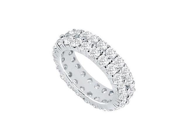 Platinum Diamond Eternity Band  4.00 CT Diamonds