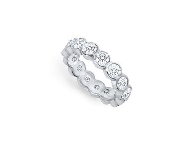 Platinum Diamond Eternity Band  2.00 CT Diamonds