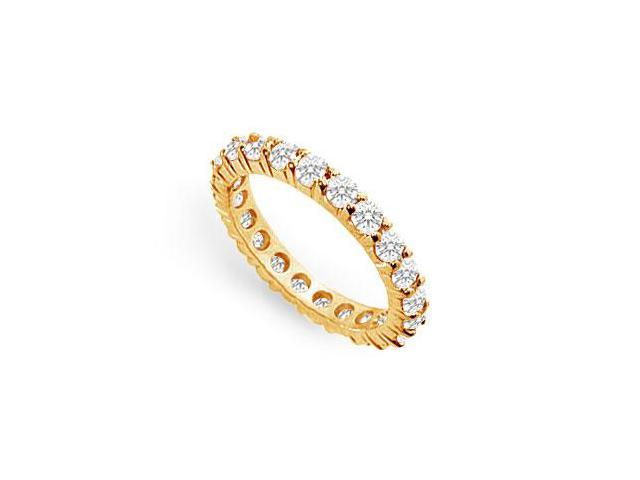 1.50 ct. t.w. Diamond Eternity Band in 14K Yellow Gold