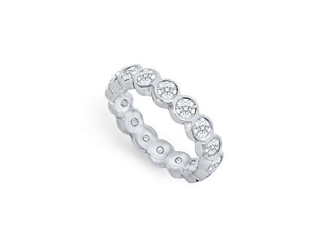 Platinum Diamond Eternity Band  1.50 CT Diamonds