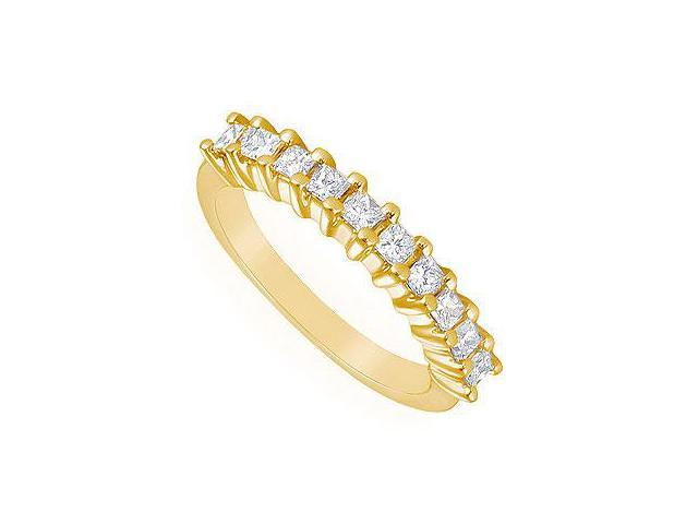 Diamond Ring  14K Yellow Gold - 0.50 CT Diamonds