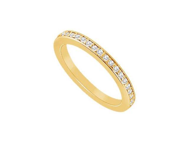 Diamond Ring  14K Yellow Gold - 0.25 CT Diamonds