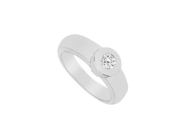 Diamond Ring  14K White Gold - 0.25 CT Diamonds