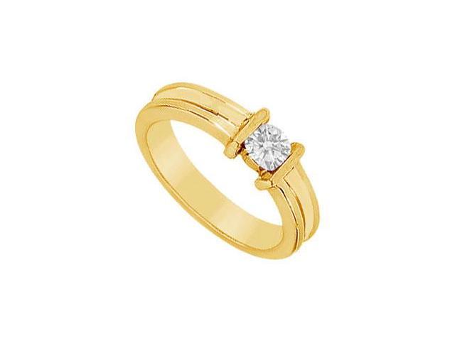 Diamond Ring  14K Yellow Gold - 0.25 CT Diamonds