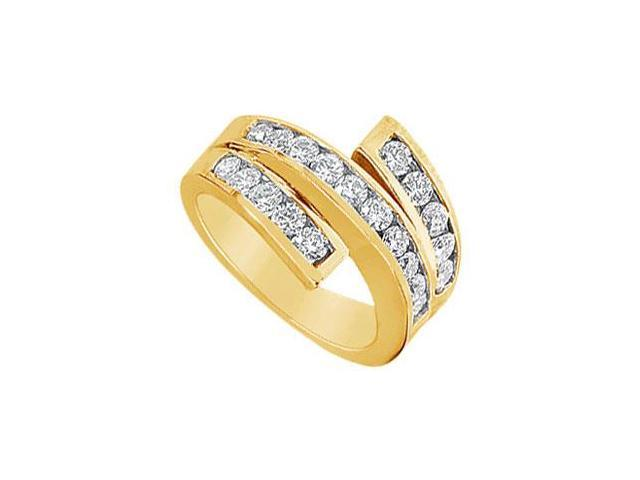 Diamond Ring  14K Yellow Gold - 1.00 CT Diamonds
