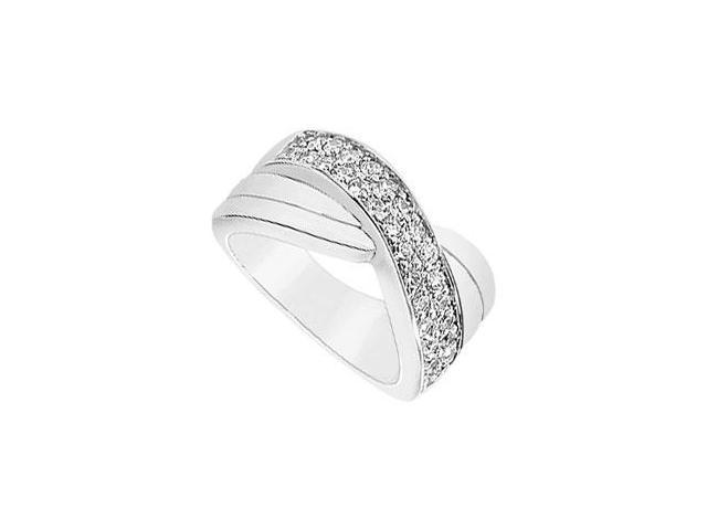 Diamond Ring  14K White Gold - 0.50 CT Diamonds