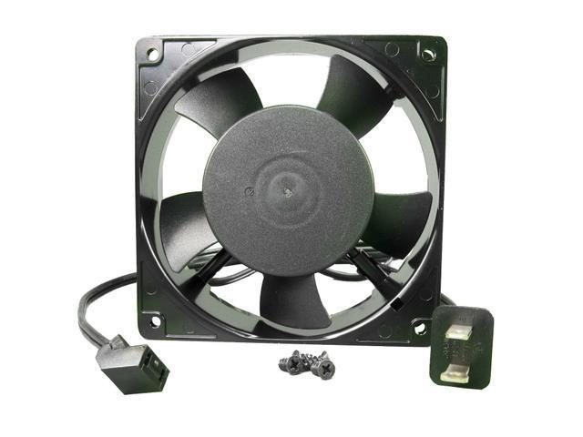 120mm 38mm Case Fan 110V 115V 120V AC 107CFM 2 Pin Sleeve Brg Cooling 958a*