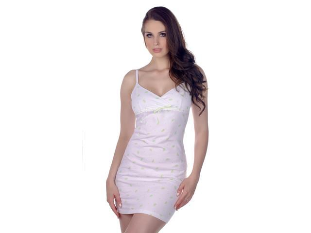 Hering Women's Cotton Nightie Style 76FV