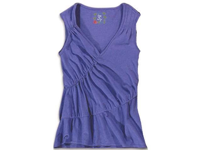 Hering Women's Cotton V-Neck Top Style 0167