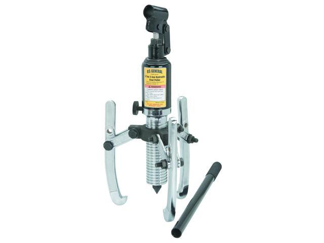 Best Gear Pullers : Ton three jaw hydraulic gear puller by usatnm newegg
