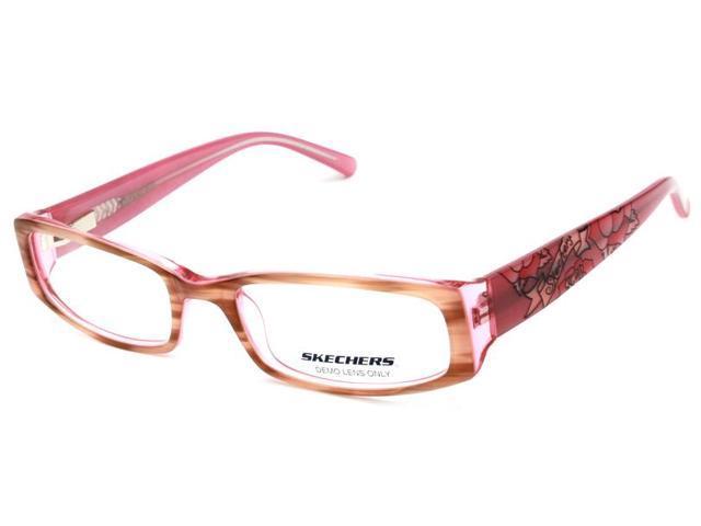 Skechers Womens Designer Glasses SK 2014 HRN - Newegg.com