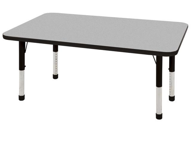 30X48 Rect Adj Activity Table (Chunky)