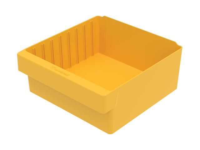 Akromils Akrodrawer Yellow 4 Pack - 11.62x 11.12x 4.62