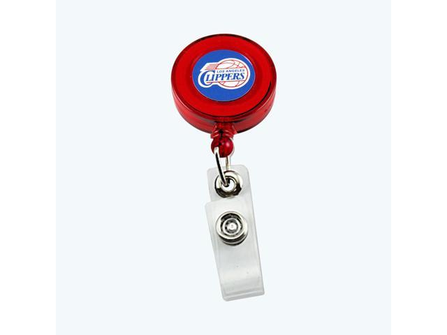 Los Angeles Clippers Retractable Badge Reel  NBA