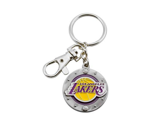 NBA Los Angeles LA Lakers  Impact Keychain