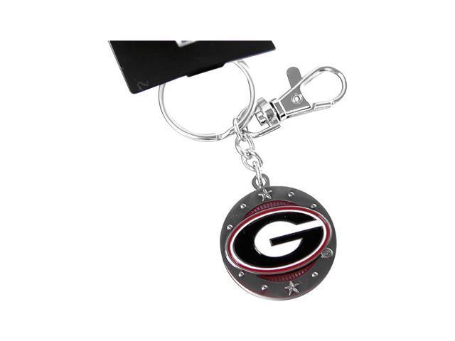 NCAA Georgia Bulldogs Impact Key Chain