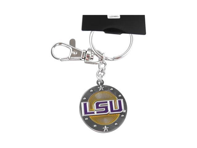 NCAA LSU Tigers Impact Key Chain
