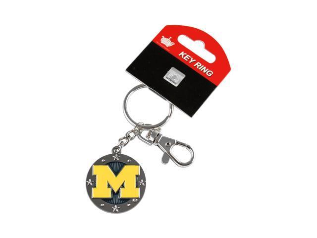 NCAA Michigan Wolverines Impact Key Chain