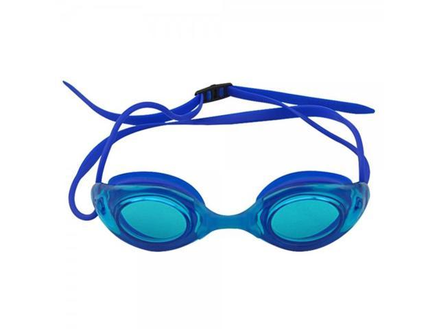 Racing Type Professional Swimming Goggles Glasses Blue