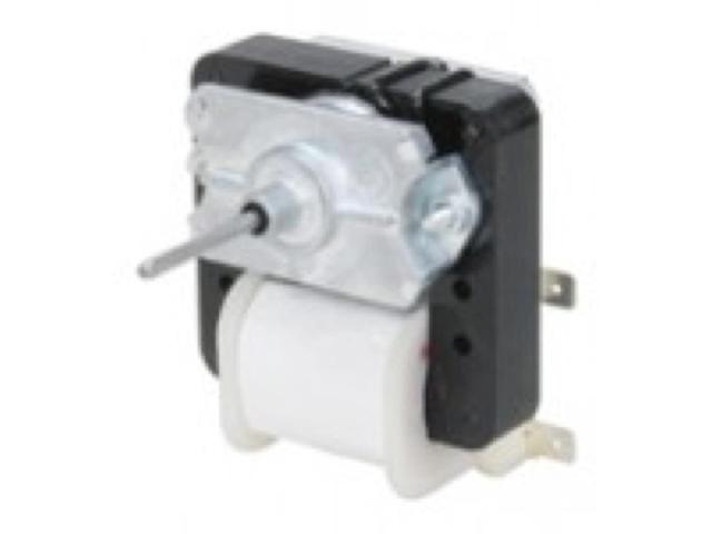 Wr60x162 em338 evaporator fan motor for ge refrigerator for Ge refrigerator evaporator fan motor replacement