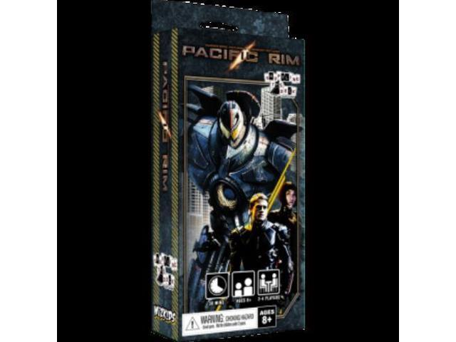 Pacific Rim - Shuffling the Deck Card Game MINT/New