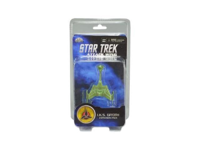 Wave 1 - Klingon, Gr'Oth Expansion Pack MINT/New