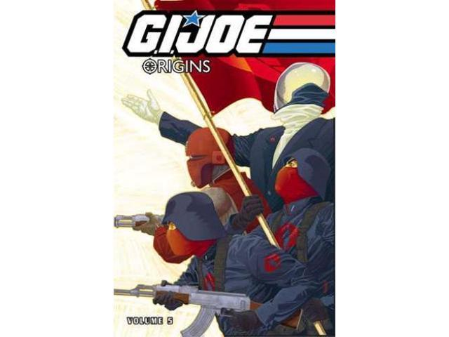 G.I. Joe - Origins #5 VG+/EX
