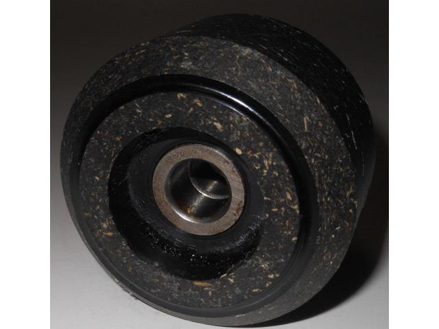 Sealed Bearing Assembly : Hbc rubber sealed carrier bearing assembly rs mm