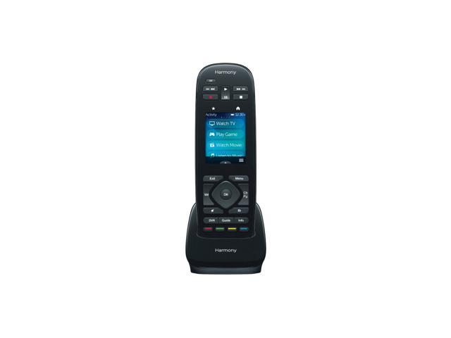 logitech harmony ultimate one ir remote with customizable touch screen control 915 000224. Black Bedroom Furniture Sets. Home Design Ideas