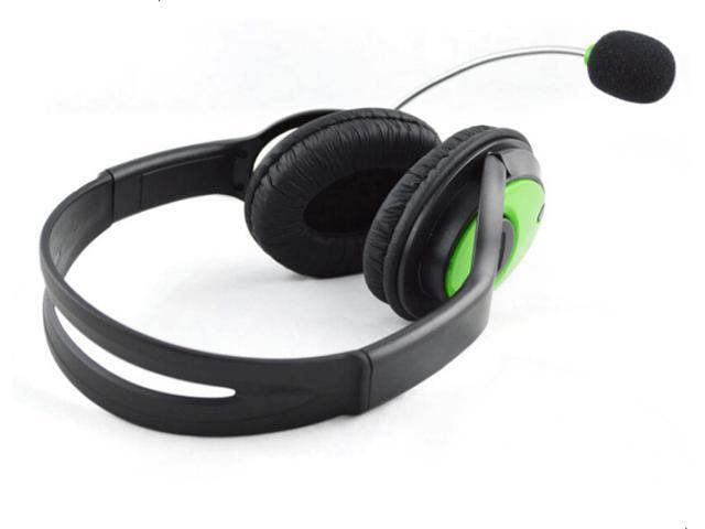 live headset headphone with microphone for xbox 360 slim. Black Bedroom Furniture Sets. Home Design Ideas
