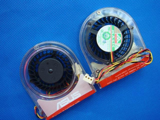 """E-buy World"" New 1PCS ASUS Deluxe Motherboard CPU Passive Chipset Heatsink Cooling COOLER FAN"